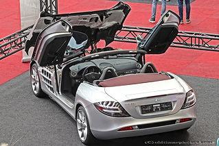 Mercedes-Benz SLR McLaren - 2008