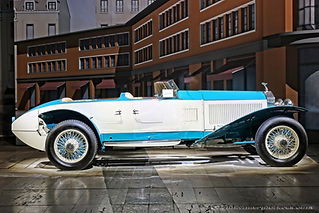 Rolls-Royce Phantom I 10EX Open Tourer - 1926