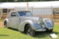 Bugatti Type 57 C Stelvio Gangloff - 1938
