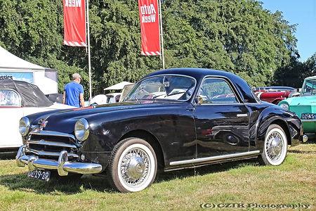 Simca Sport 9 Sport Coupé - 1952