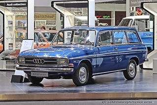 Audi 80 Variant - 1969