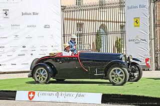 Bugatti Type 43 A Roadster Gangloff - 1927