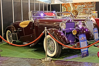 Mercedes-Benz 200 Roadster W21 - 1934