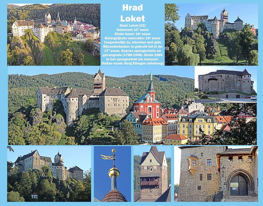 Hrad Loket, Czech Republic