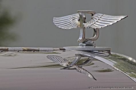 Bentley 8 Litre Foursome Coupé by Freeston & Webb - 1931