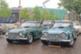 Triumph TR4A - 1967 - TR250 - 1968
