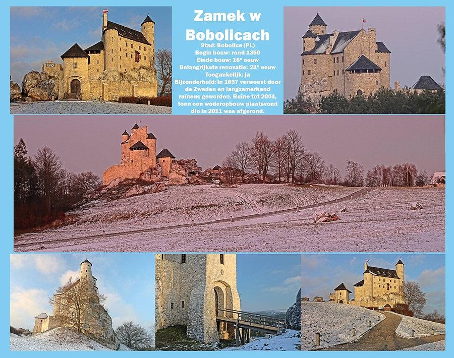 Zamek Bobolice, Poland