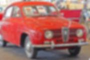 Saab 96 - 1966