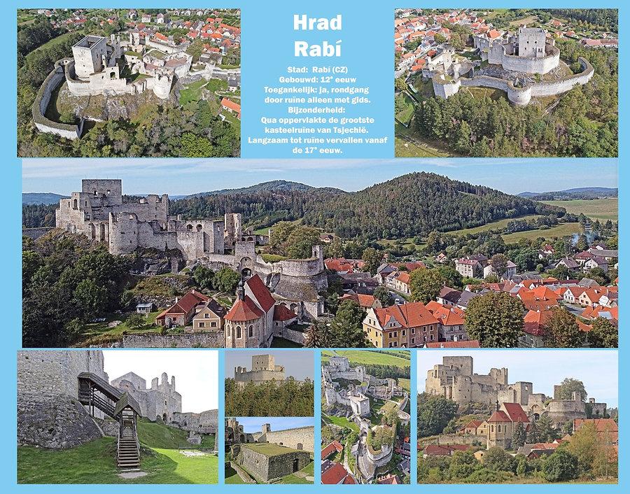 Hrad Rabí, Czech Republic