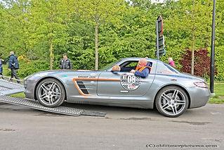Mercedes AMG SLS - 2010