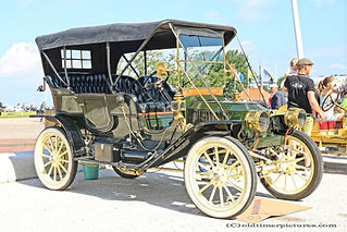 Stanley Steamer Model M - 1910