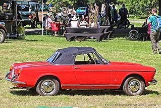 Fiat 1500 Cabriolet - 1962