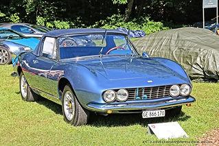 Fiat Dino Spider - 1967