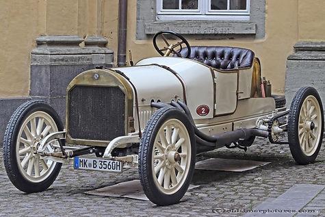 Benz 35/60- 1909