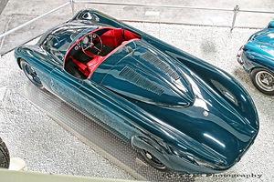Alfa Romeo Aerospider - 1935