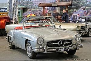 Mercedes-Benz 190SL - 1957