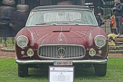 Maserati 3500 GT Touring Spyder - 1958