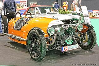 Morgan 3-wheeler - 2012