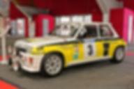 Renault 5 Turbo - 1984