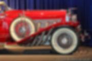 Duesenberg Model SJ Lagrande - 1935
