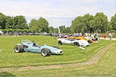 Chantilly Arts & Elegance 2019 - McLaren