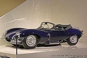 Jaguar XKSS - 1957