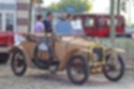 Clement-Bayard 7CV - 1914