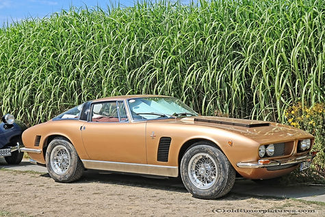 Iso Grifo 7L - 1968