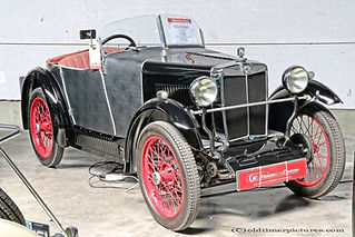 MG Midget M-Type - 1929