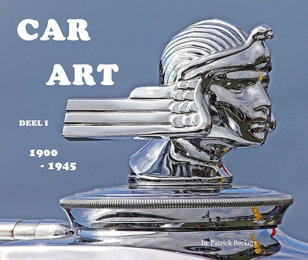 CAR ART - Deel 1- 1900-1945