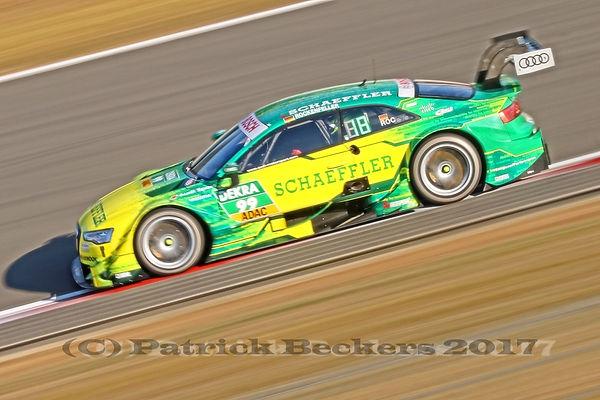 Mike Rockenfeller, Audi DTM, Nürburgring