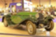 Bugatti Type 49 Cabriolet - 1932