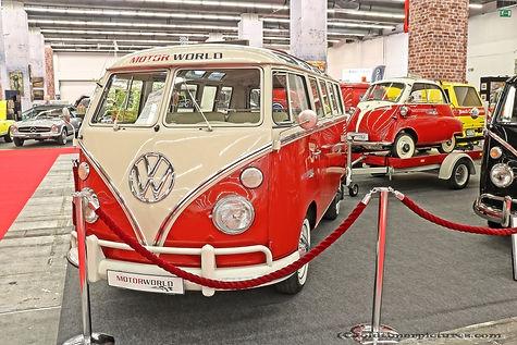 VW T1 - 1963 met Isetta