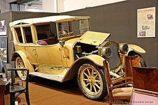 De Dion Bouton V8 - 1913
