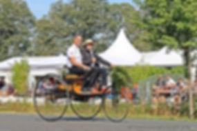 Benz Patentwagen - 1886