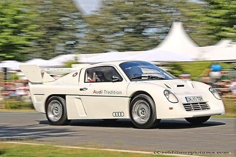 Audi Gruppe S Rally Prototype - 1986