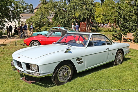 Fiat 2300 S Coupe Michelotti - 1966