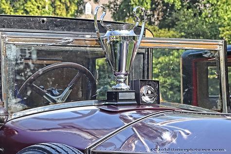 Rolls-Royce Phantom I Sedanca de Ville Thrupp & Maberly - 1927