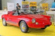 Enzmann 506 Cabriolet - 1957