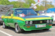 Opel Manta 1600 S - 1972