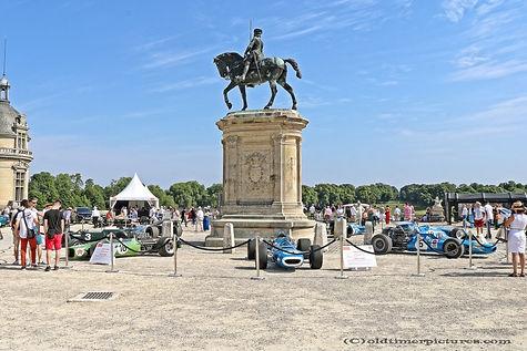 Chantilly Arts & Elegance 2019 - Matra F1