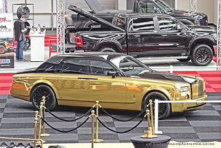 Rolls-Royce Phantom - 2007