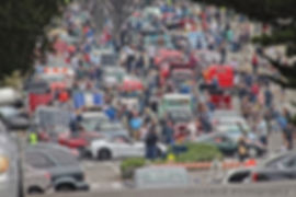 Pacific Grove Rotary Concours Auto Rally - 2018