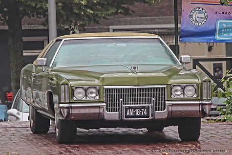 Cadillac Eldorado - 1971