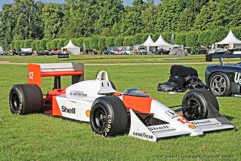 McLaren MP 4/4 - Senna - 1988