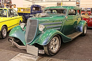 Ford 5-Window Coupe - 1934