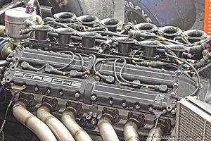 Porsche V12 F1 - 1991