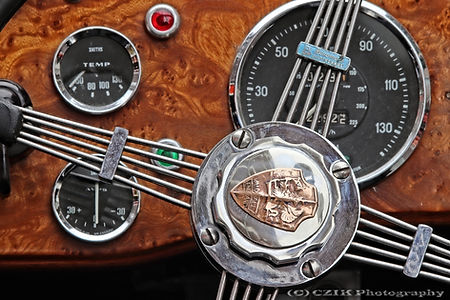 Vauxhall Tourer Speed 1934