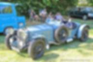 Alvis Speed 25 Special - 1937