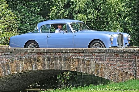 Alvis TC 108 Graber 1956
